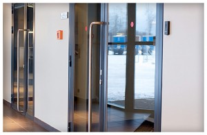 Fully Glazed Fire Resistant Door Systems
